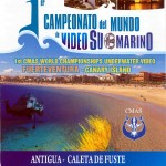 1er Campeonato del Mundo de Video Submarino CMAS