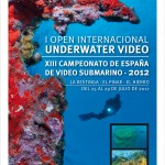 Resultados y Videos del Campeonato de España de Video Submarino CEVISUB 2012