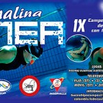 Campeonato Nacional Interclubes con Invitacin Internacional de apnea en piscina FEDECAS, Colombia. Abril 2013