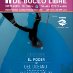 II Copa Delphinus de Buceo Libre. Santa Marta, Colombia