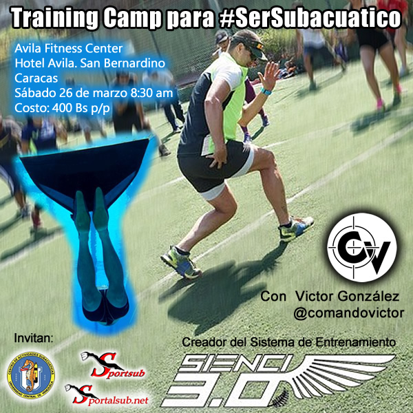 training-comando