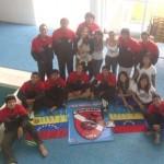 Club Leviatanes de Lara de Venezuela conquistó Sub-campeonato en Parada Nacional Interclubes de Rugby Subacuático en Colombia