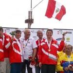Selección Peruana se titula Campeona en Pesca Submarina de los I Juegos Bolivarianos de Playa Lima 2012