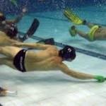Equipo Anfibios de Mendoza se titula en Torneo Internacional de Hockey Subacuático realizado en Santa Fé, Argentina