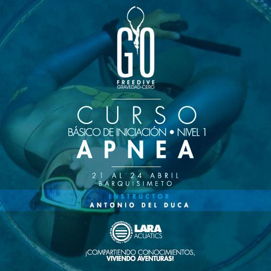 CURSO APNEA 4