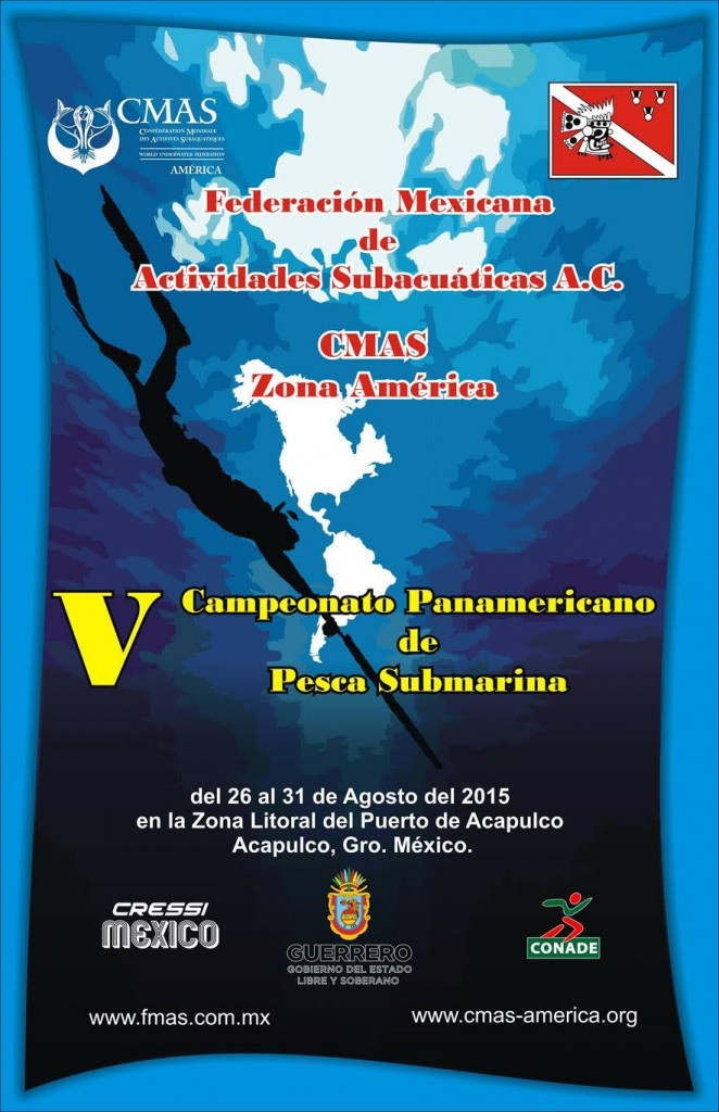 afichepanamericanopescasub