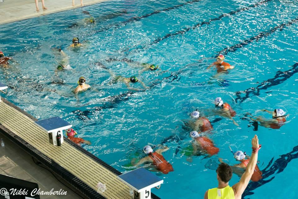 🇪🇸 3rd World Age Group Championship Underwater Hockey