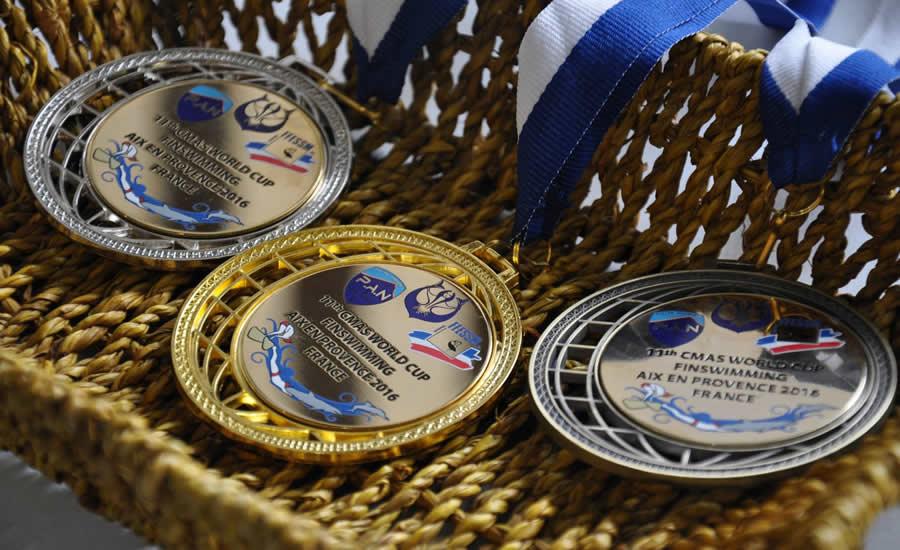 francia-medals